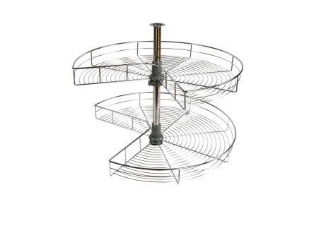 Coloana rotativa Konig pentru corp 800 mm crom