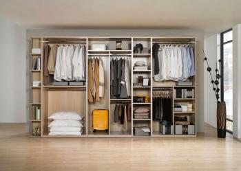 Compartimentare dressinguri - cum să ai un dressing potrivit pentru nevoile tale